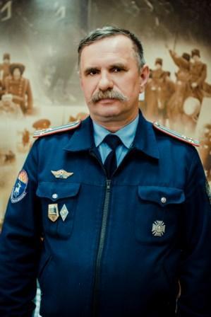 Симонов Валерий Игоревич учитель истории донского казачества первой квалификационной категории