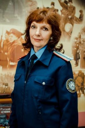 Савченко Елена Семеновна учитель истории