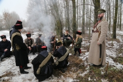 Реконструкция Бой отряда Черницова День третий- 0008