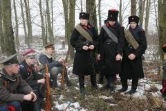 Реконструкция Бой отряда Черницова День третий- 0021