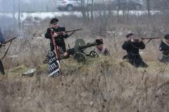 Реконструкция Бой отряда Черницова День третий- 0199