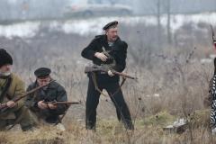 Реконструкция Бой отряда Черницова День третий- 0206