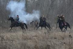 Реконструкция Бой отряда Черницова День третий- 0269