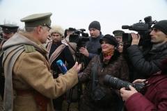 Реконструкция Бой отряда Черницова День третий- 0393
