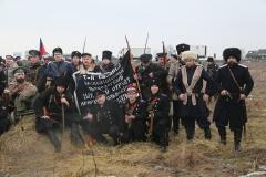 Реконструкция Бой отряда Черницова День третий- 0468