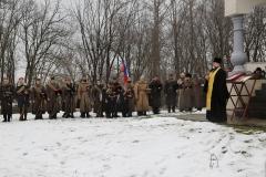 Реконструкция Бой отряда Черницова День третий- 0571