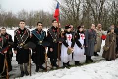 Реконструкция Бой отряда Черницова День третий- 0605