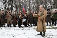 Реконструкция Бой отряда Черницова День третий- 0614