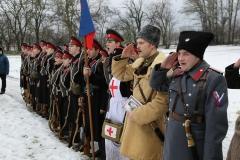 Реконструкция Бой отряда Черницова День третий- 0667