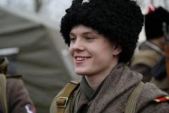 Реконструкция Бой отряда Черницова День третий- 0694