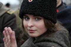 Реконструкция Бой отряда Черницова День третий- 0697
