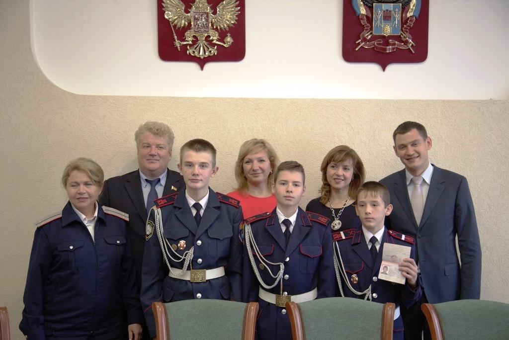 Выдача паспортов законодательством ростовской области
