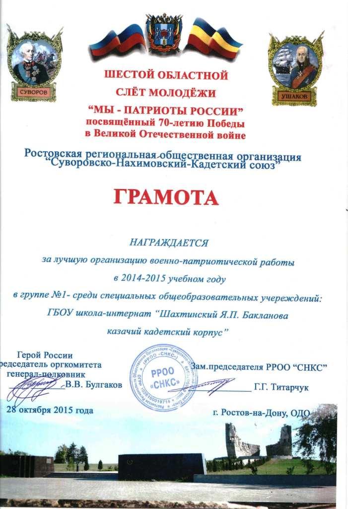 Патриот - копия