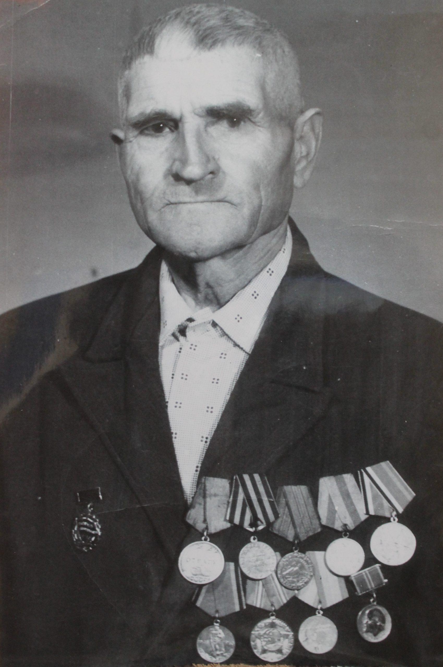Турлюн Илья Яковлевич