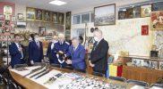 Опыт лучшего в России шахтинского казачьего кадетского корпуса изучает делегация из Забайкальского края