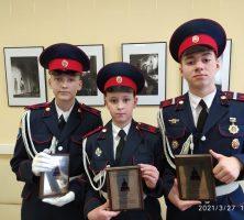 Кадеты – шахтинцы стали победителями конкурса сочинений «История моего Отечества»