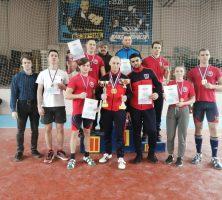 Сильнейшие гиревики региона показали мастерство на турнире в Донском ГАУ