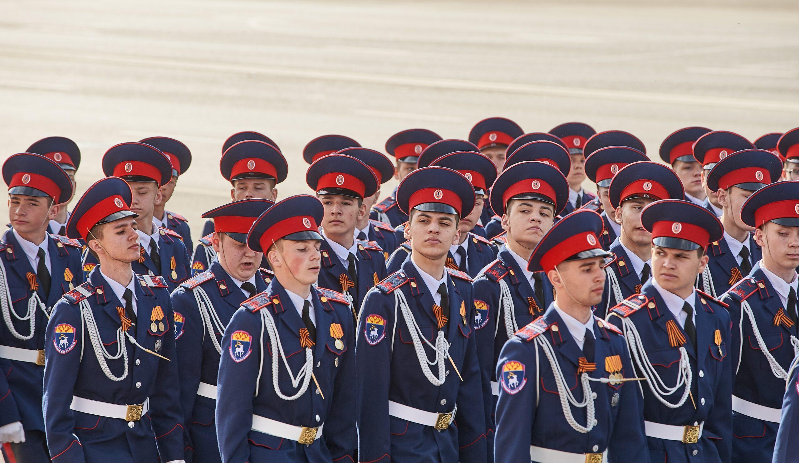 Парад Победы 9 Мая 2021 года