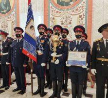 3 место в смотре-конкурсе на звание «Лучший казачий кадетский корпус» 2021 года