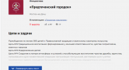 """Проголосуй за проект """"Предтеченский городок""""!"""