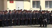 Последний звонок в кадетском корпусе им. Бакланова посетил глава Дона Василий Голубев