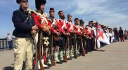 Казаки, прекрасные дамы и старинное оружие: смотрим на «Оборону Таганрога»